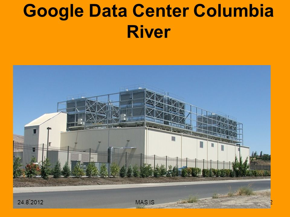 Google Data Center Columbia River