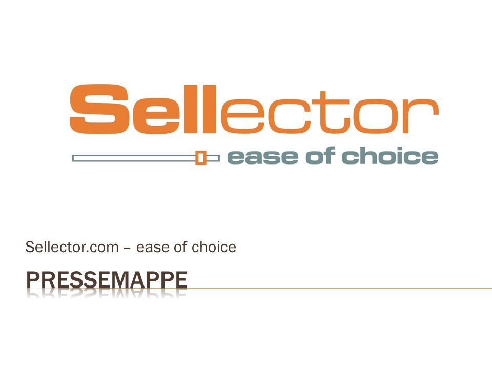 Sellector.com – ease of choice
