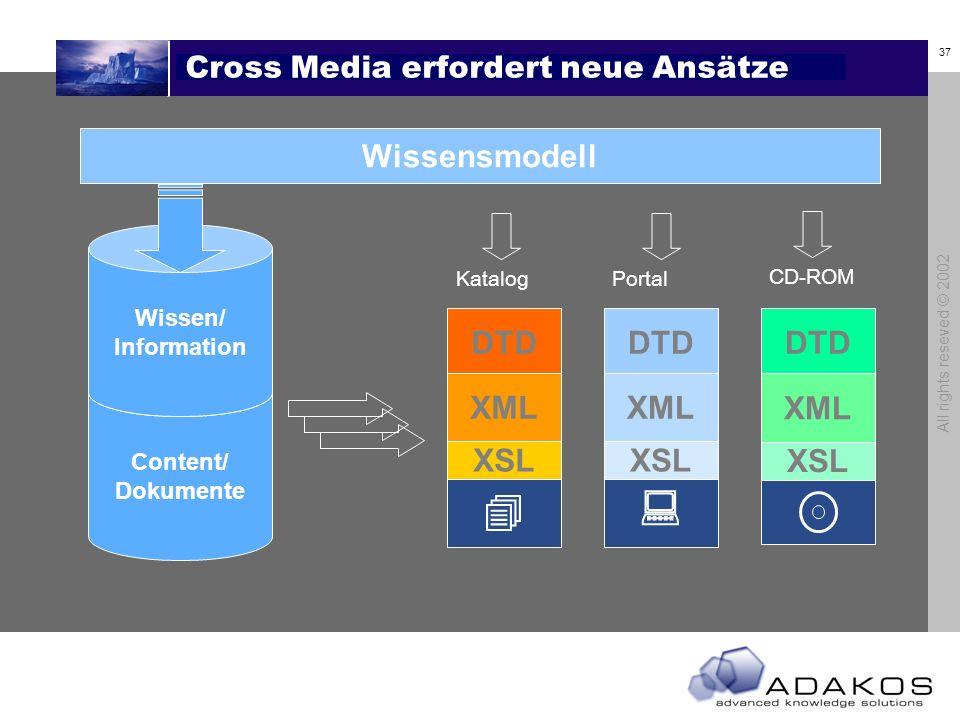 Cross Media erfordert neue Ansätze