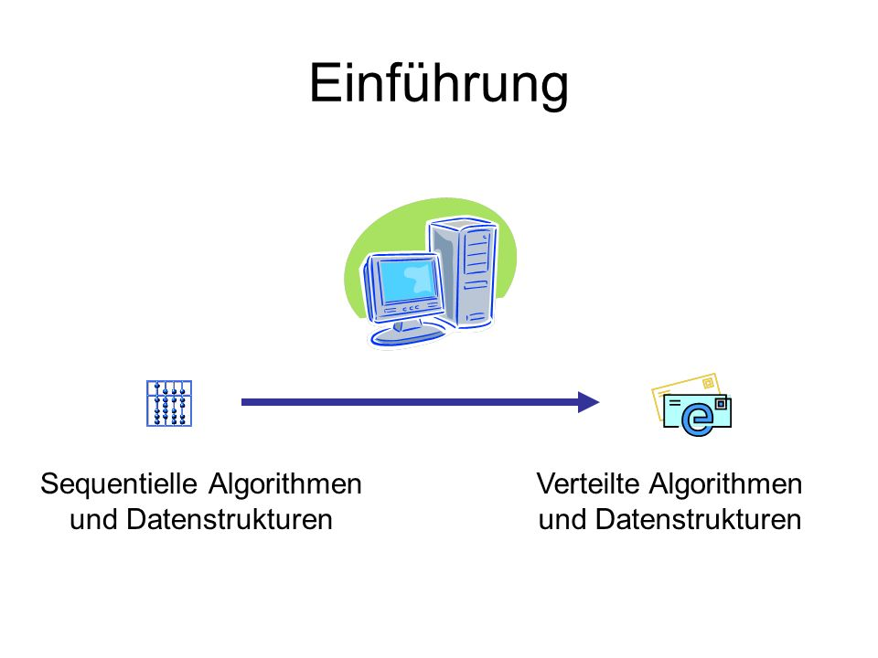 Einführung Sequentielle Algorithmen und Datenstrukturen