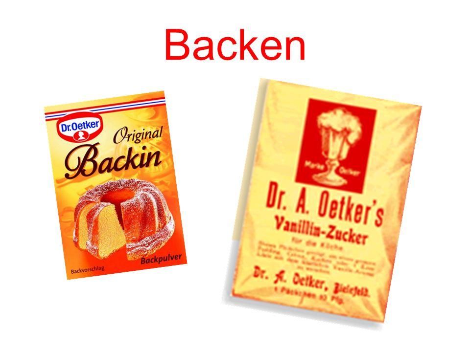 Backen