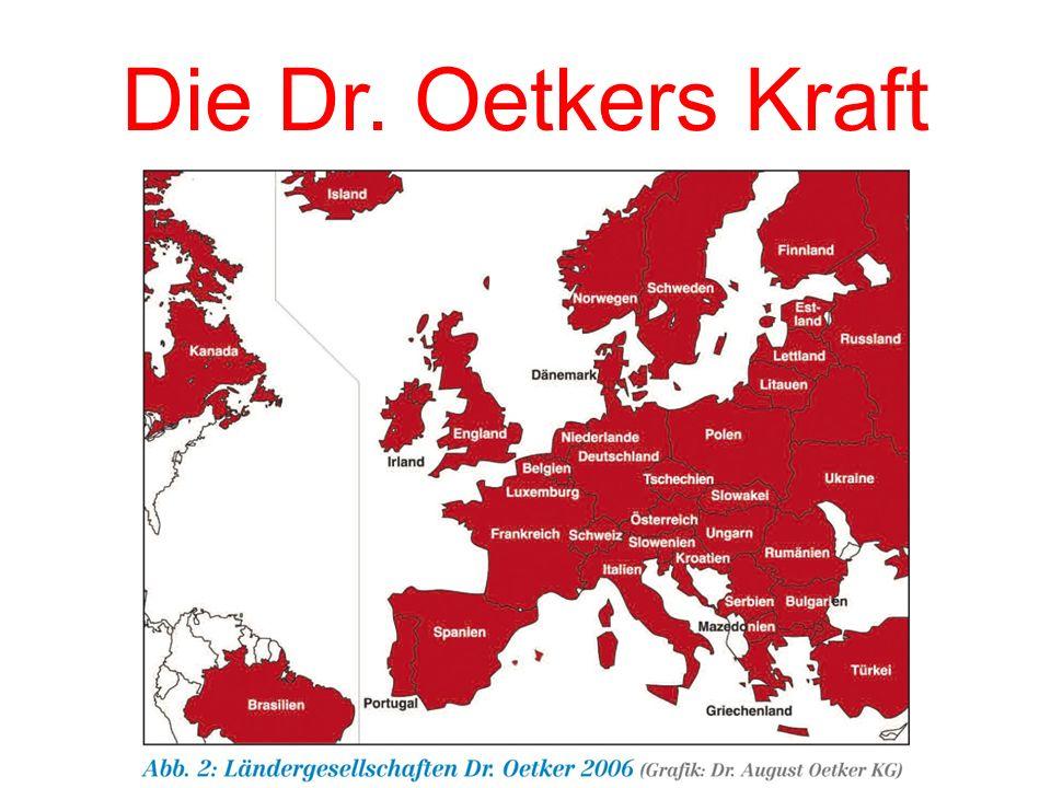 Die Dr. Oetkers Kraft