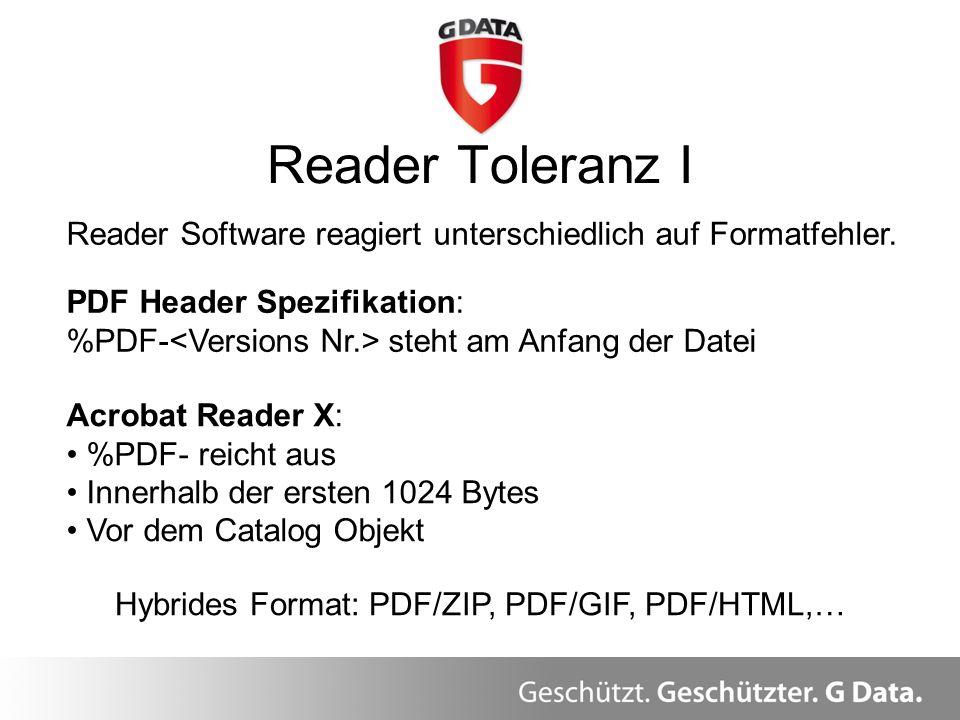 Hybrides Format: PDF/ZIP, PDF/GIF, PDF/HTML,…