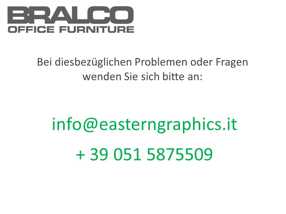 info@easterngraphics.it + 39 051 5875509