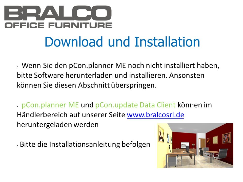 Download und Installation