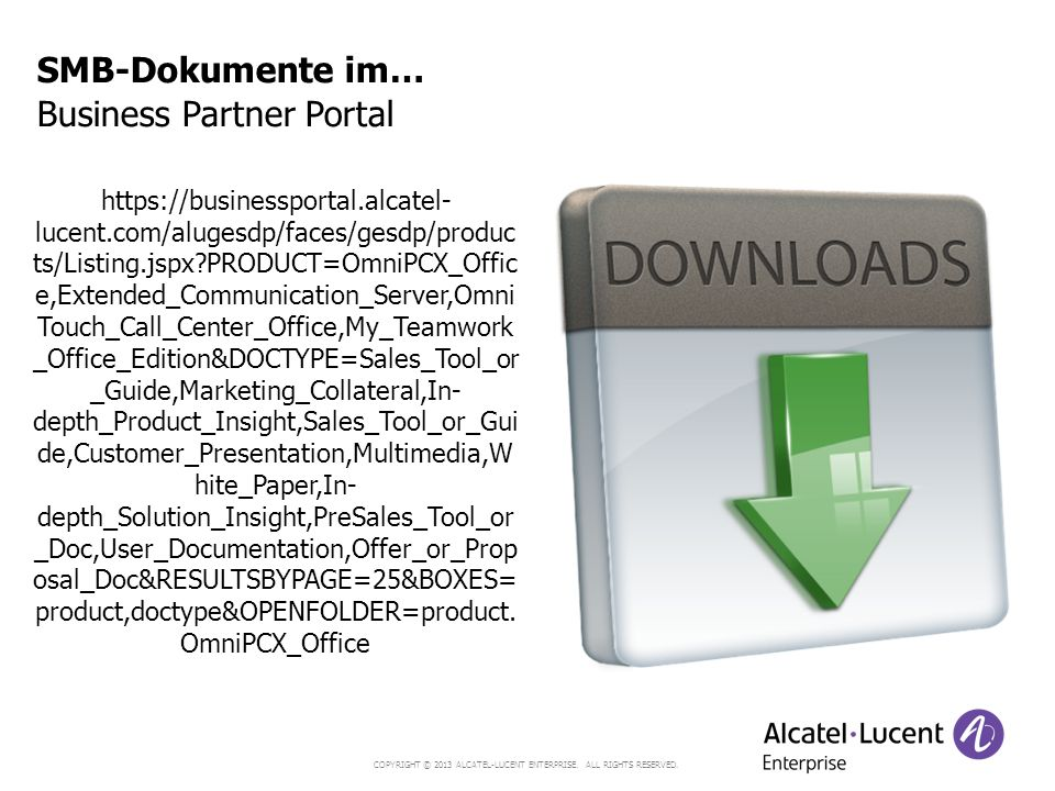 SMB-Dokumente im… Business Partner Portal