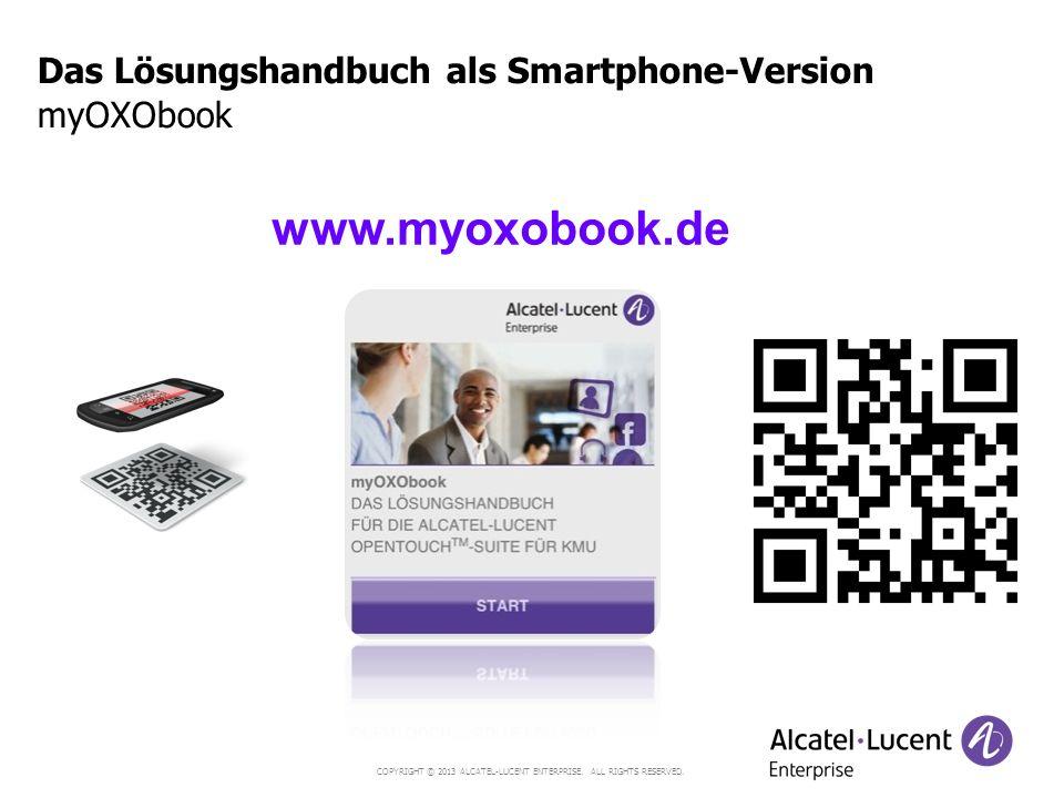 Das Lösungshandbuch als Smartphone-Version myOXObook