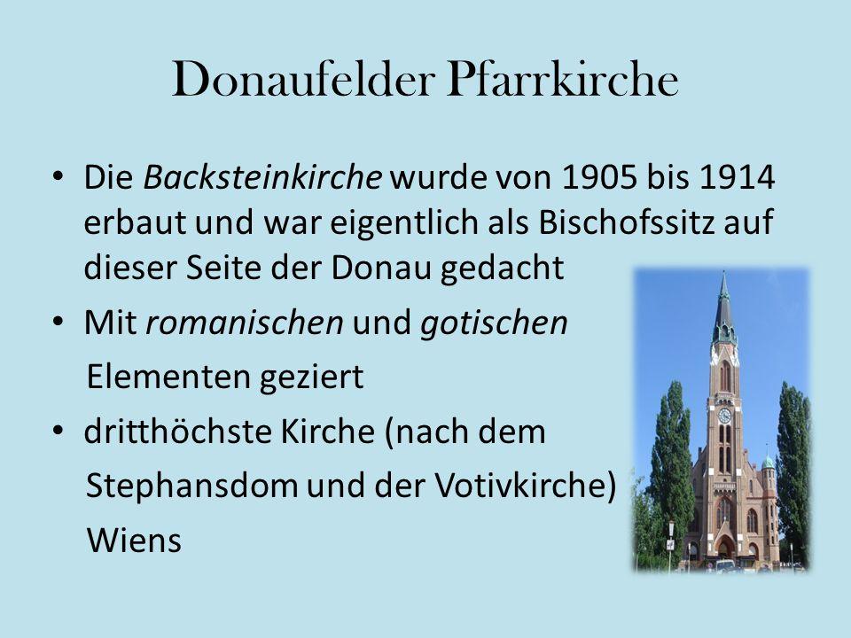 Donaufelder Pfarrkirche
