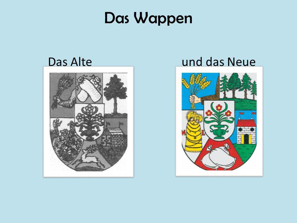 Das Wappen Das Alte und das Neue
