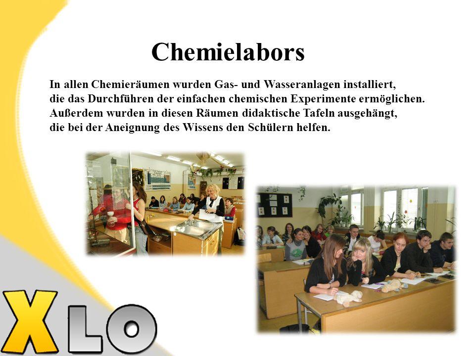 Chemielabors