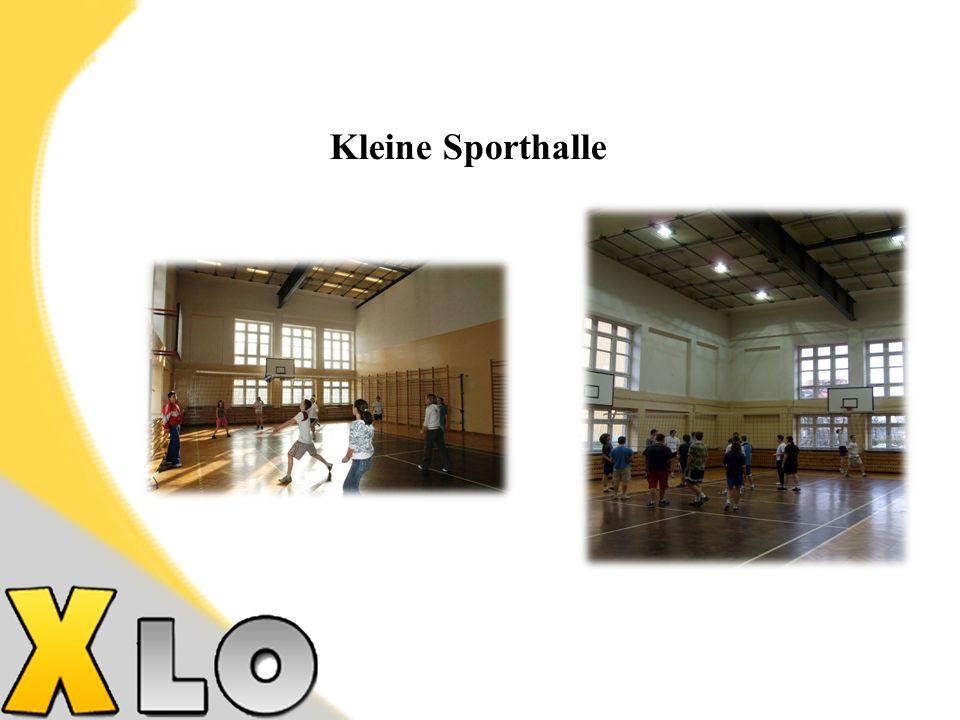 Kleine Sporthalle