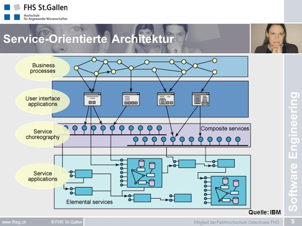 Service-Orientierte Architektur