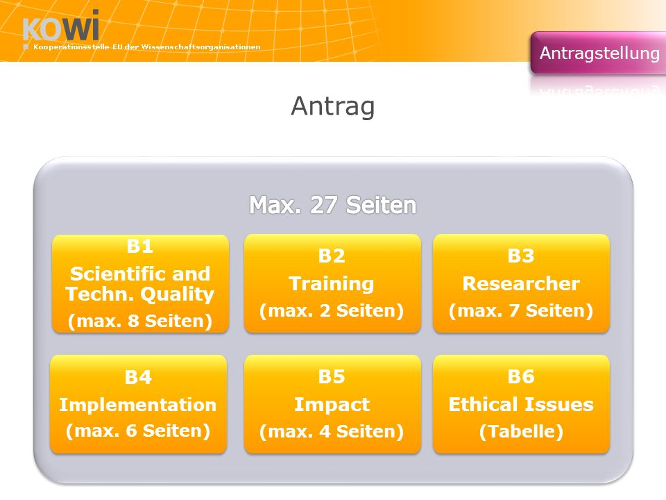 Scientific and Techn. Quality