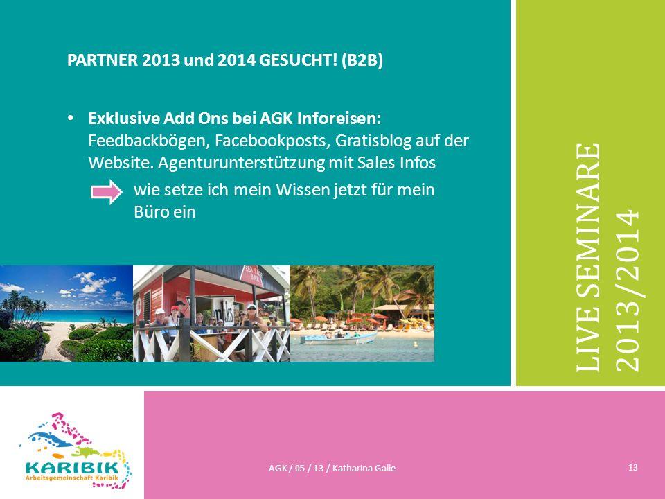 AGK / 05 / 13 / Katharina Galle