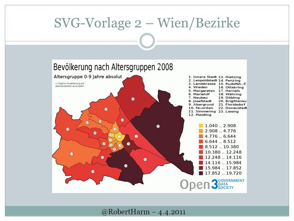 SVG-Vorlage 2 – Wien/Bezirke