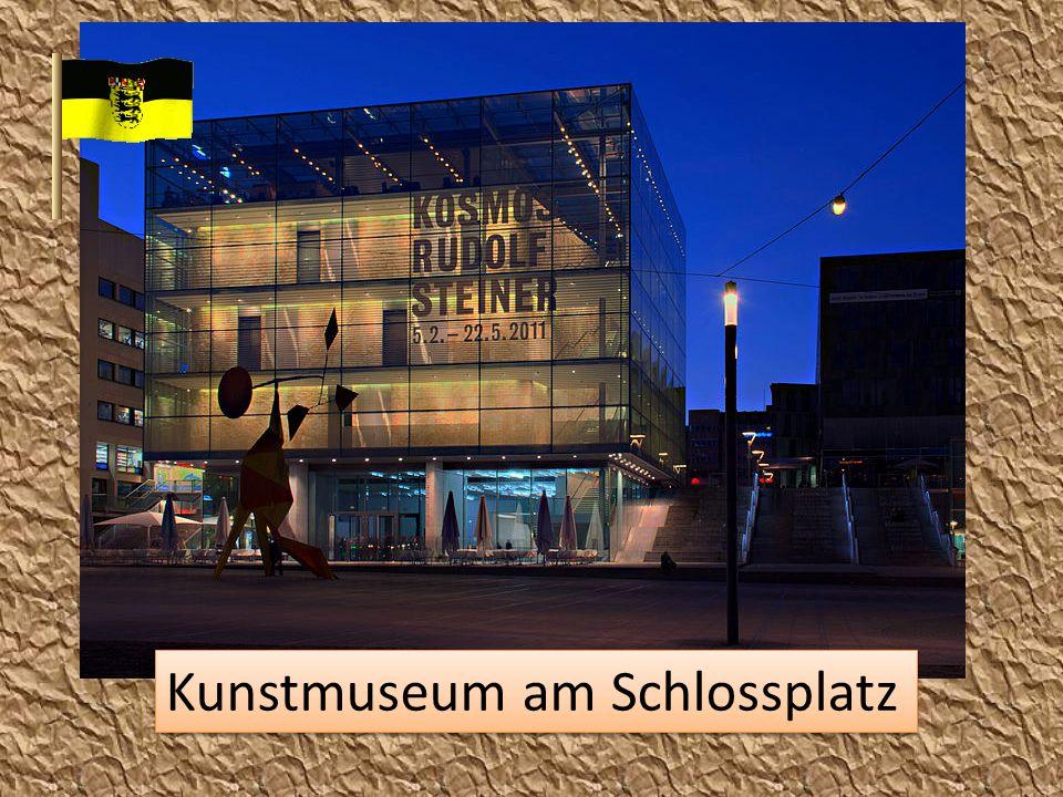 Kunstmuseum am Schlossplatz