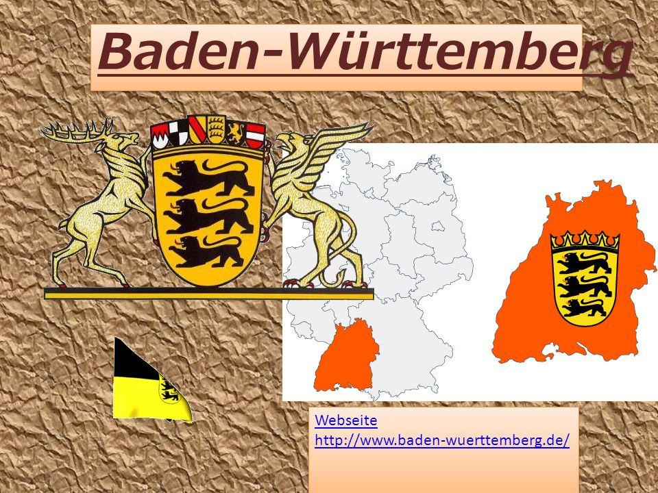 Baden-Württemberg Webseite http://www.baden-wuerttemberg.de/