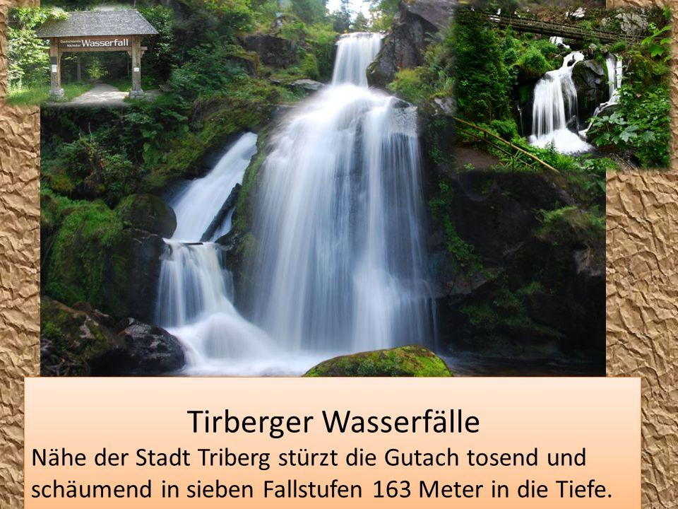 Tirberger Wasserfälle