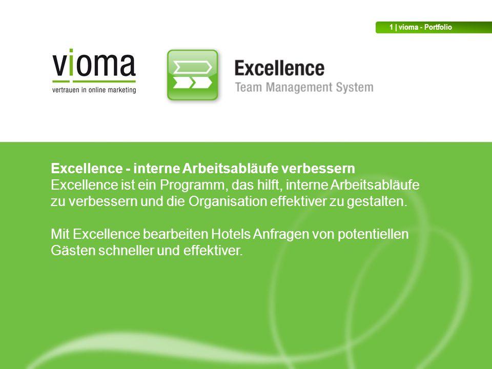 Excellence - interne Arbeitsabläufe verbessern