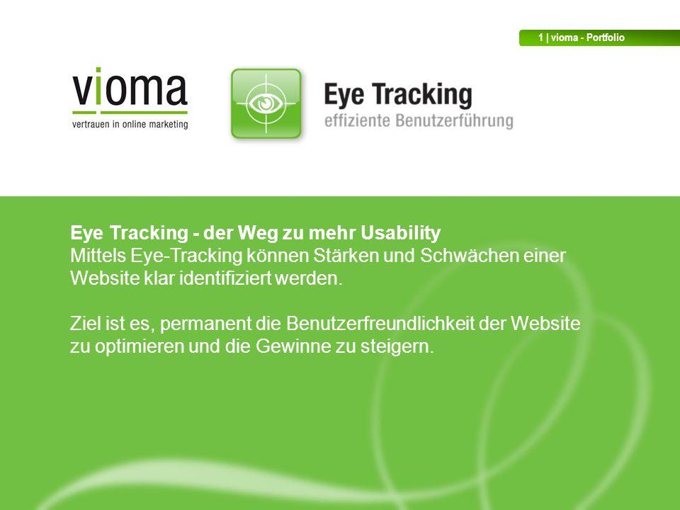 Eye Tracking - der Weg zu mehr Usability