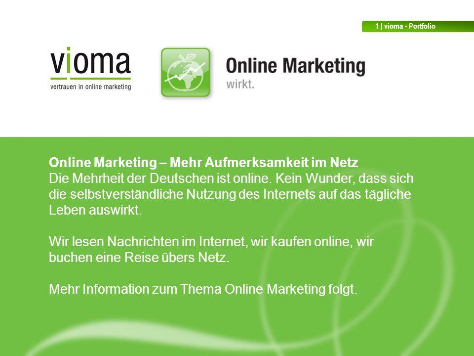 Online Marketing – Mehr Aufmerksamkeit im Netz