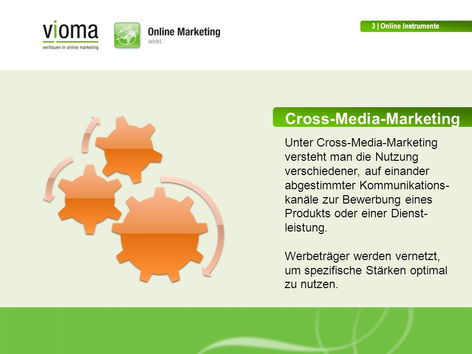 Cross-Media-Marketing