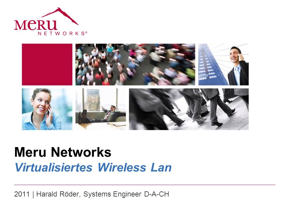 Meru Networks Virtualisiertes Wireless Lan
