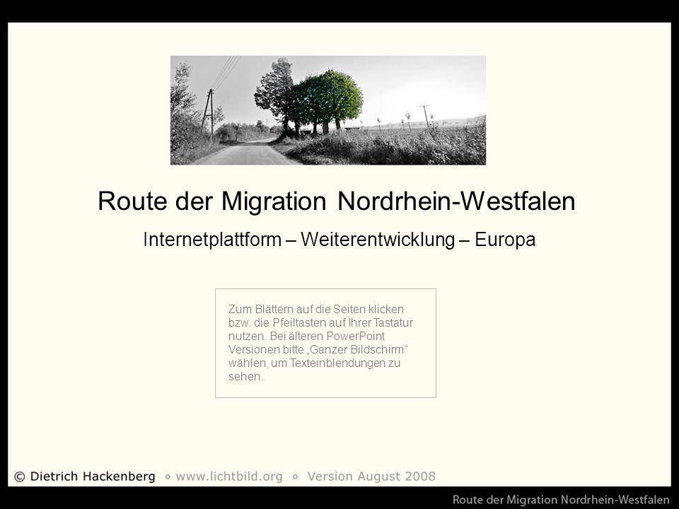Internetplattform – Weiterentwicklung – Europa