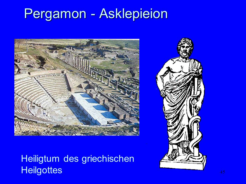 Pergamon - Asklepieion