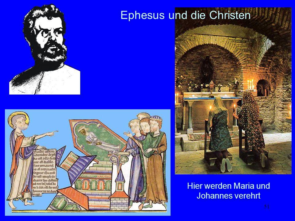 Ephesus und die Christen