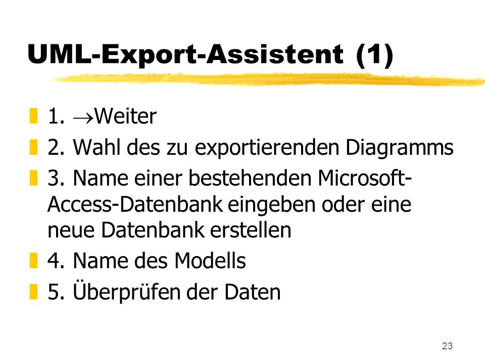 UML-Export-Assistent (1)