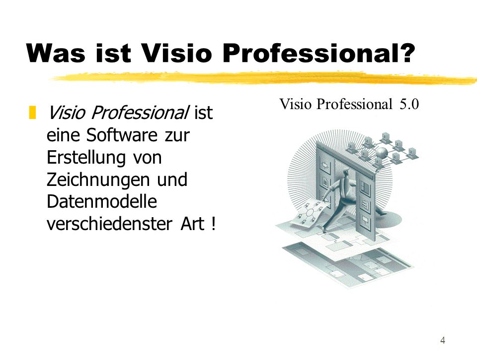 Was ist Visio Professional
