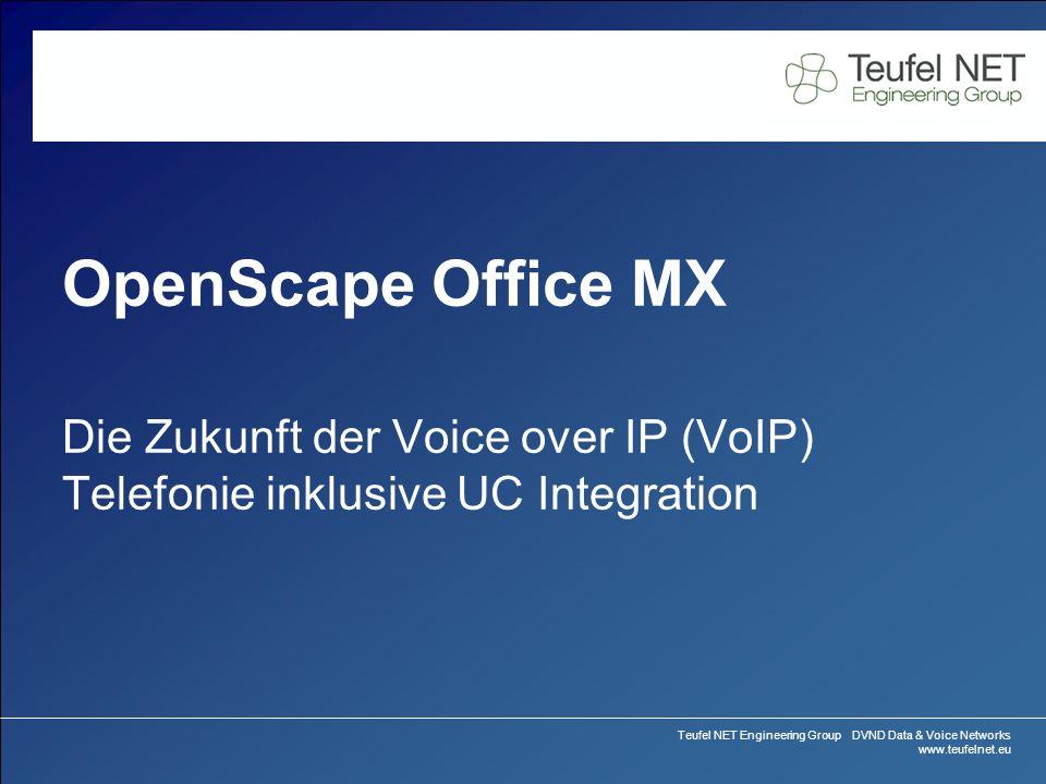 Cover slide for OpenScape Office MX V1.5 Presentation