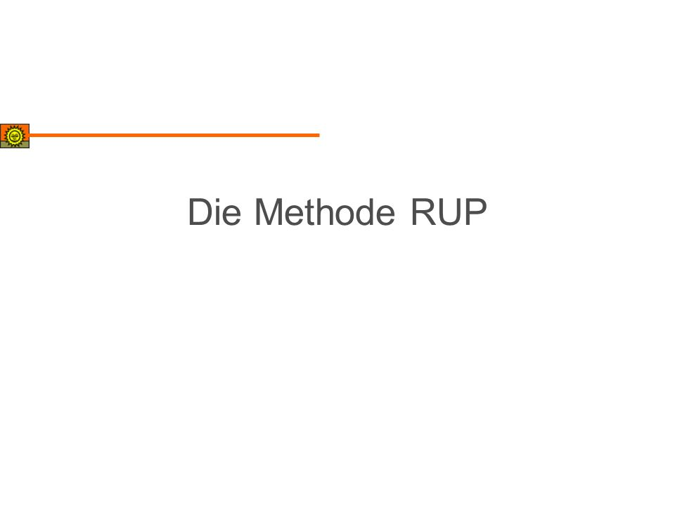 Die Methode RUP