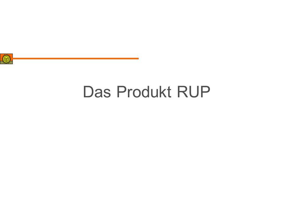 Das Produkt RUP