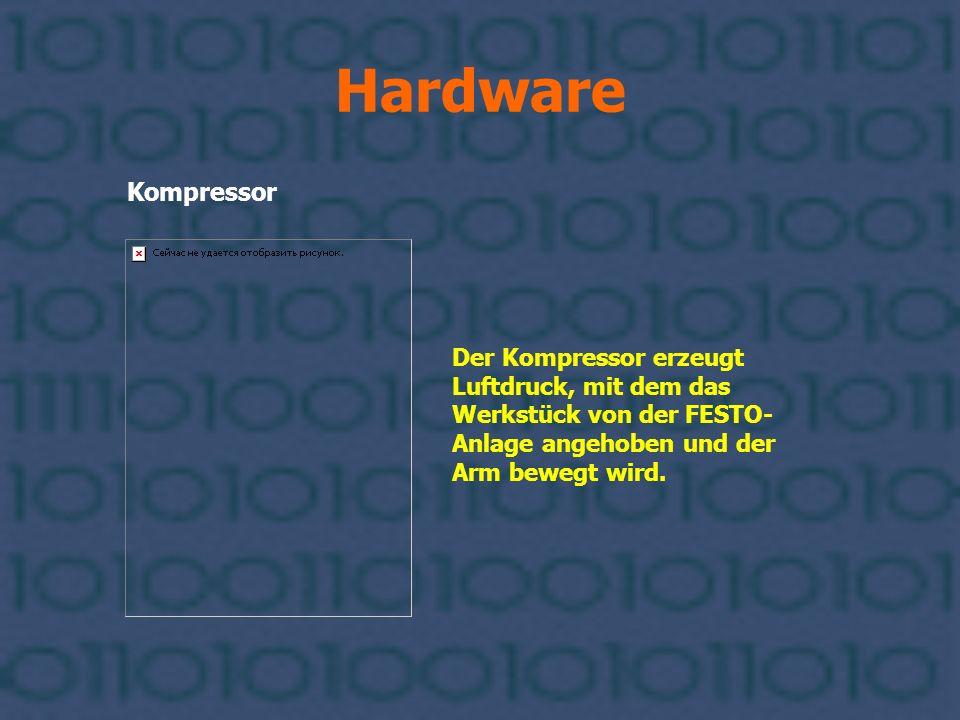 Hardware Kompressor.