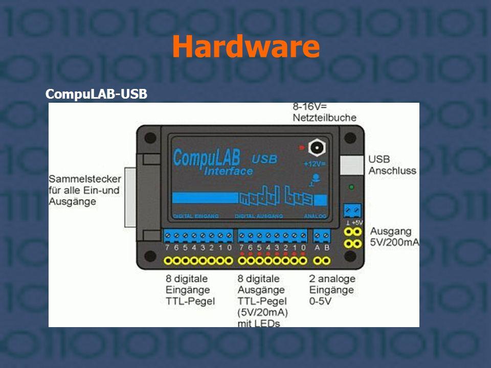 Hardware CompuLAB-USB