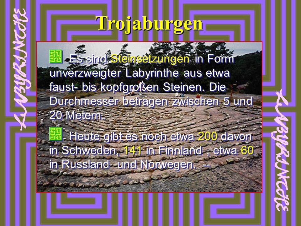 Trojaburgen