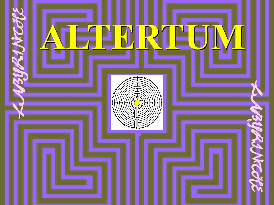 ALTERTUM