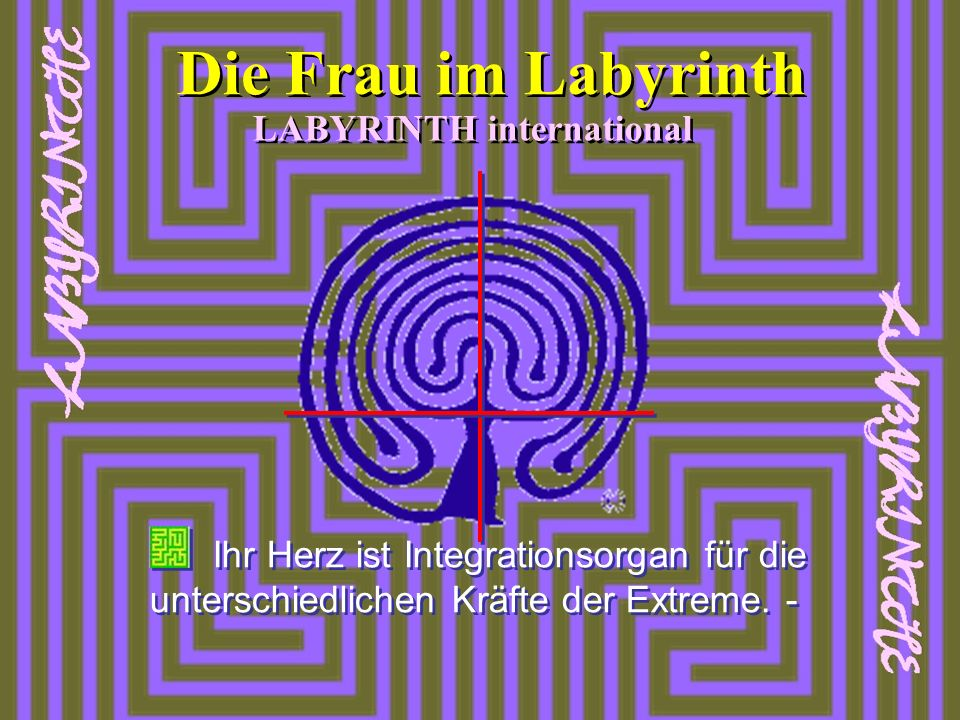 LABYRINTH international