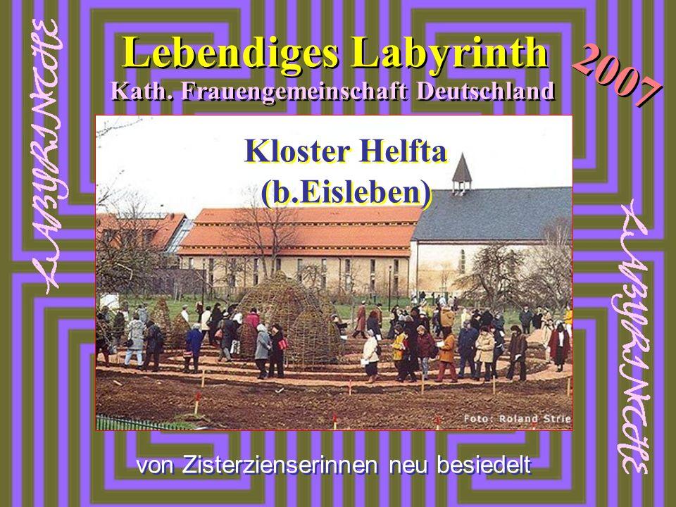 Kath. Frauengemeinschaft Deutschland Kloster Helfta (b.Eisleben)