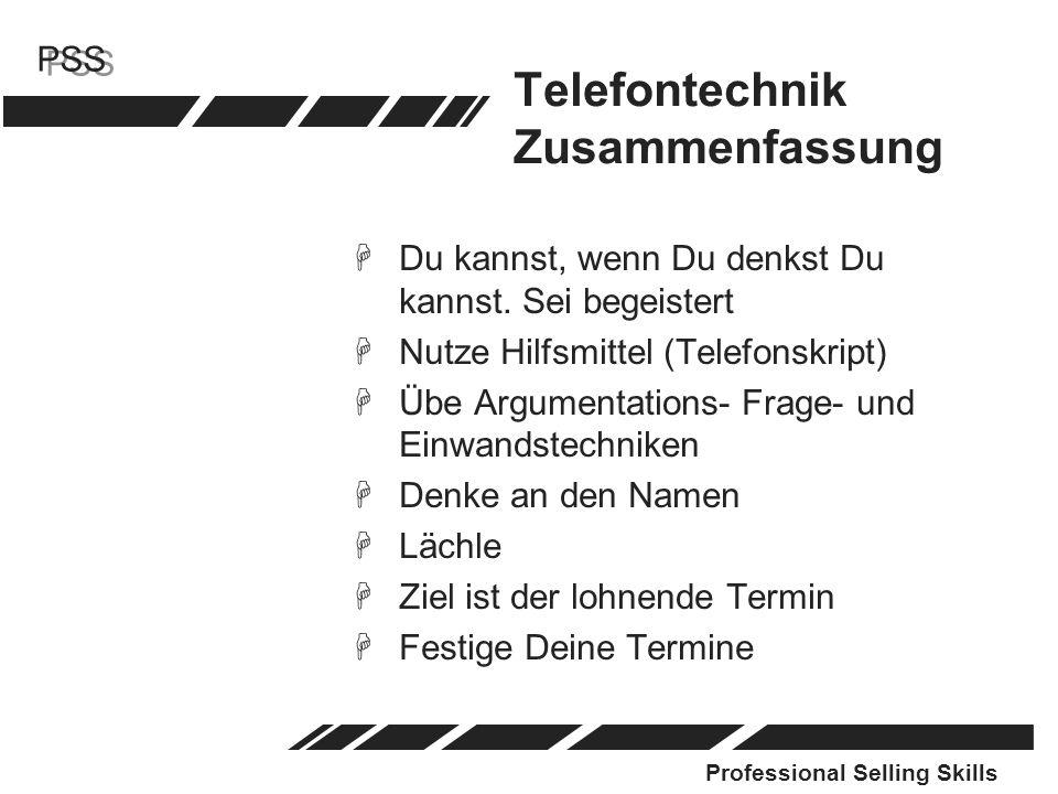 Telefontechnik Zusammenfassung