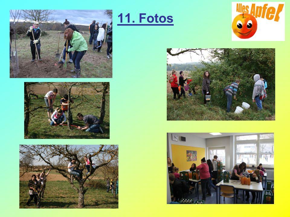 11. Fotos
