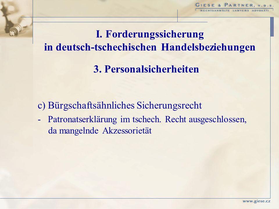 3. Personalsicherheiten