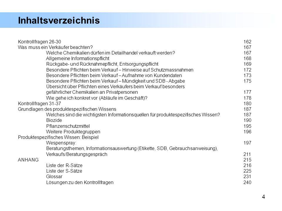 Inhaltsverzeichnis Kontrollfragen 26-30 162