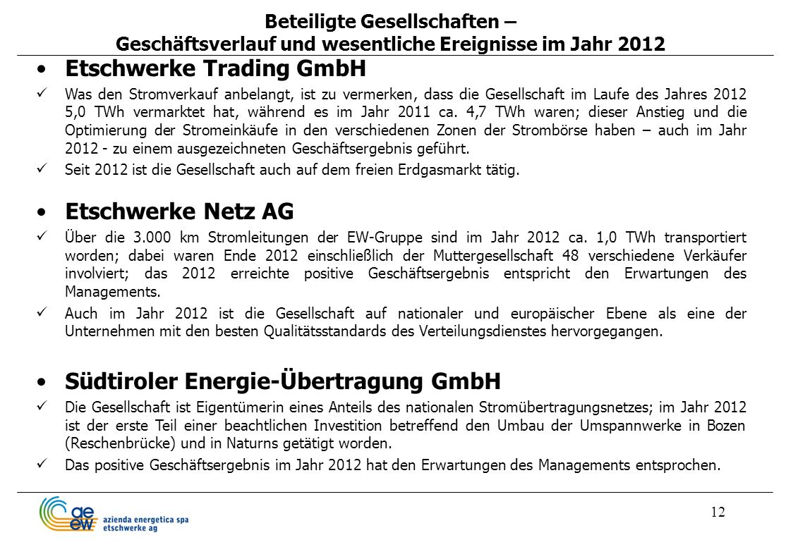 Etschwerke Trading GmbH