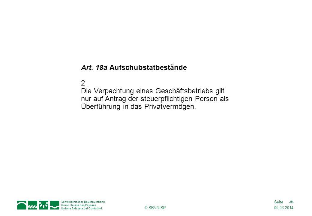 Art. 18a Aufschubstatbestände 2