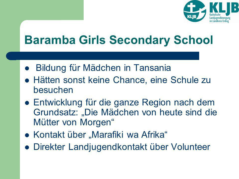 Baramba Girls Secondary School