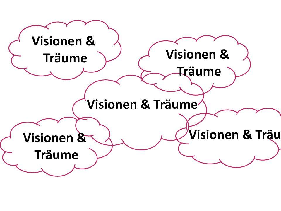 Visionen & Träume Visionen & Träume