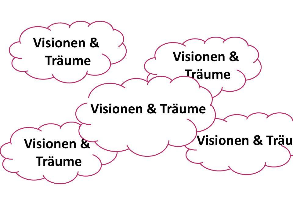 Visionen & Träume 'die Projekt-Idee' Visionen & Träume